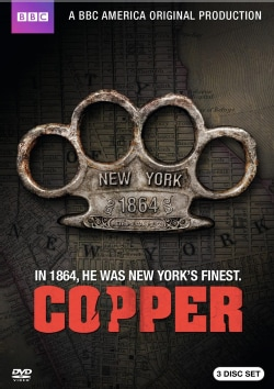 Copper: Season One (DVD)