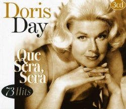 DORIS DAY - QUE SERA SERA-73 HITS