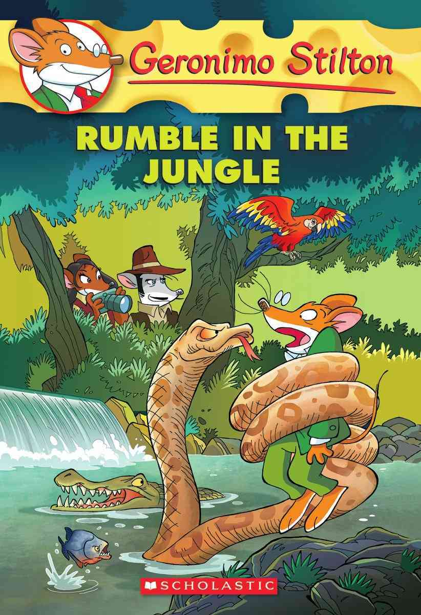 Rumble in the Jungle (Paperback)