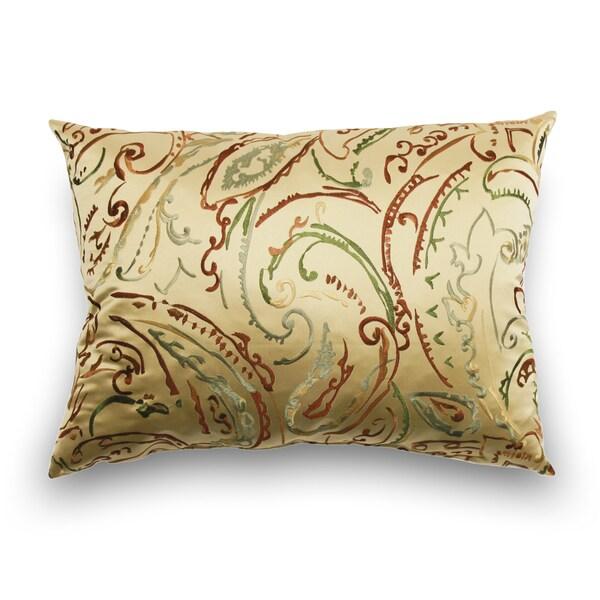 Totera Silk Decorative Pillow (14 x 20)