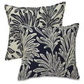 Reversible Decorative Pillow 20 x 20 (Set of 2)
