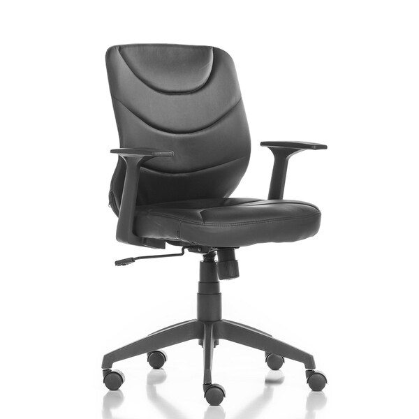 Econo Mid-Back Padded Task Chair