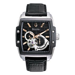 Bulova Men's Mechanical BCA Series Automatic Watch