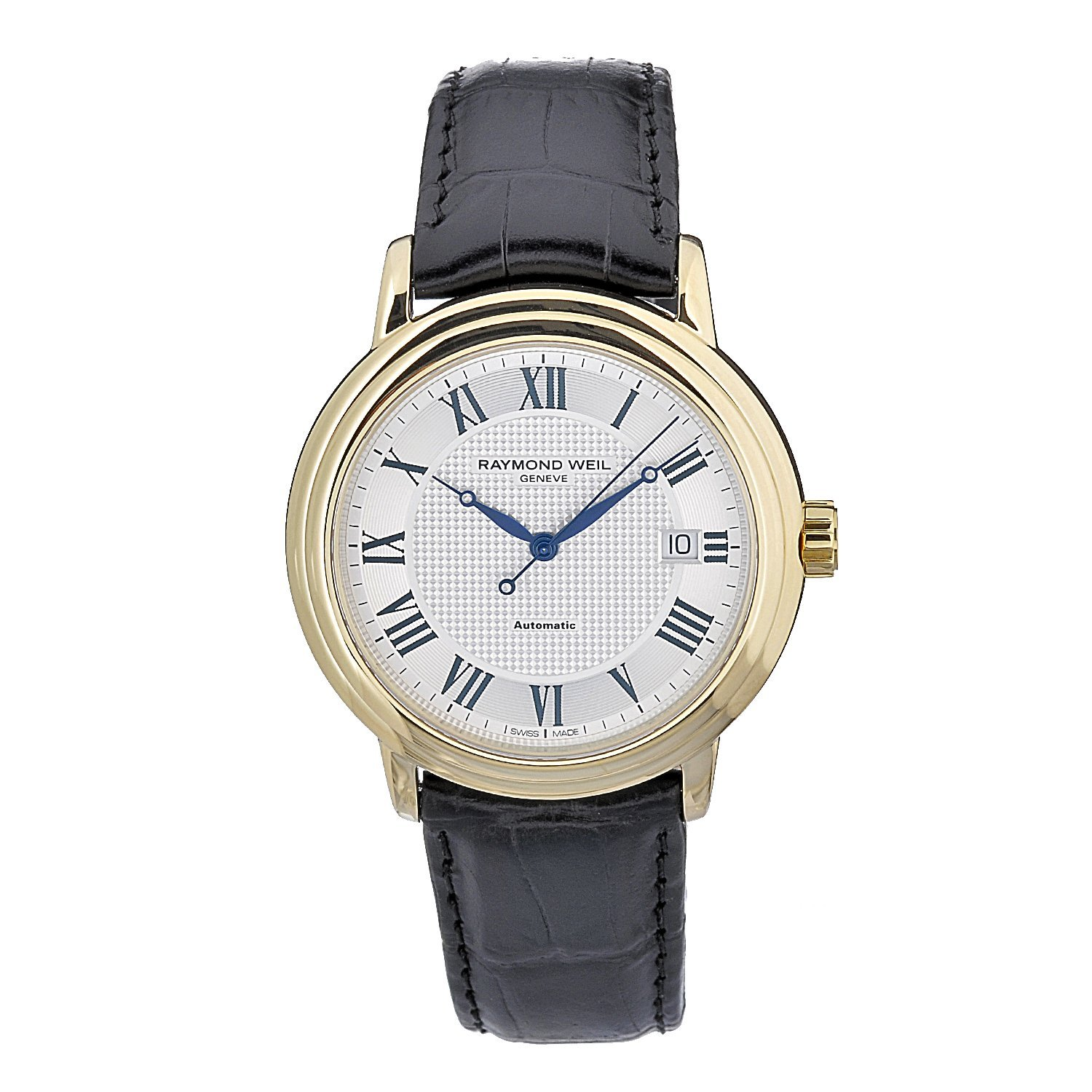 Raymond Weil Men's Automatic Goldtone Steel Watch