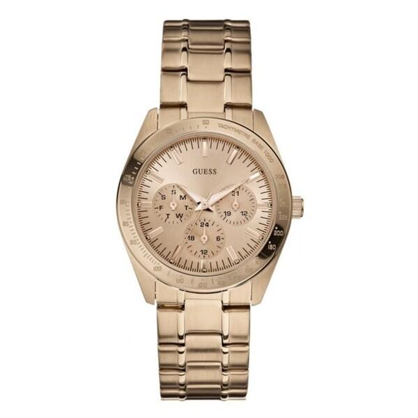 Guess Women's Feminine Chronograph Dress Watch