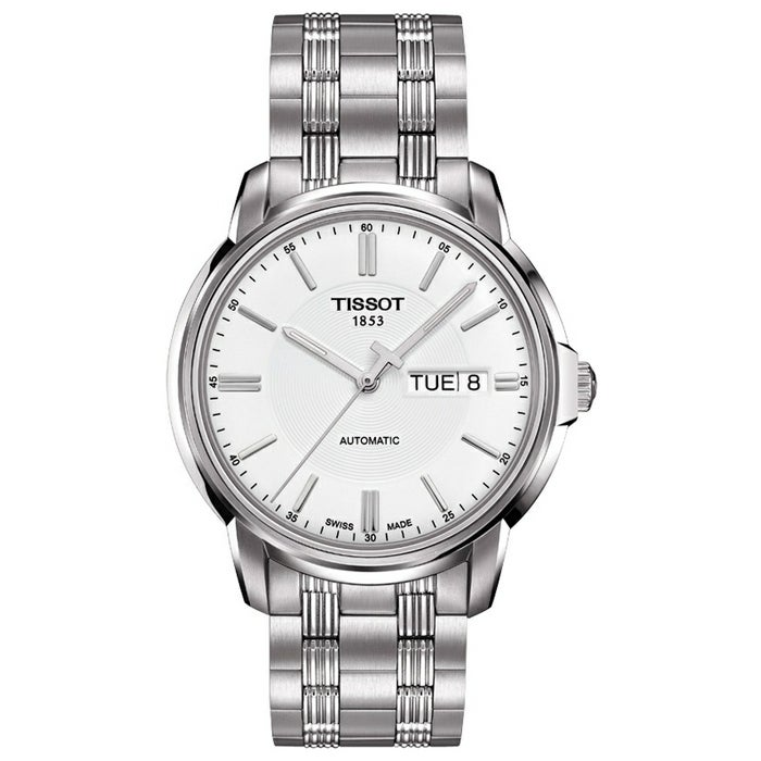 Tissot Men's Stainless Steel Automatic Watch