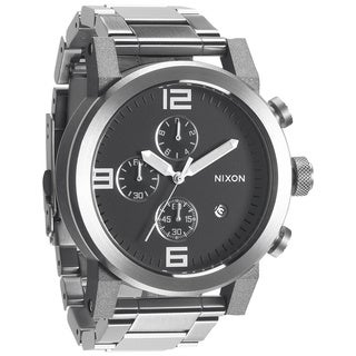 Nixon Men's Ride Stainless Steel Watch