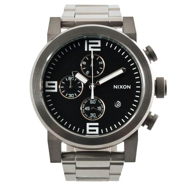 Nixon Men's Ride Stainless Steel Watch