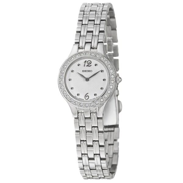 Seiko Women's 'Bracelet' Stainless Steel Watch