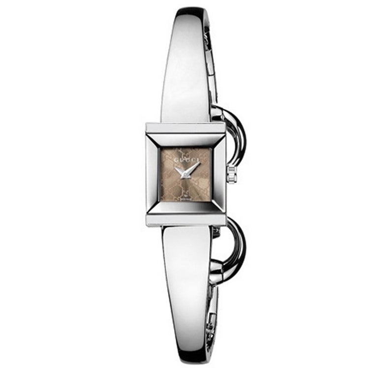 Gucci Women's G-Frame Stainless Steel Watch