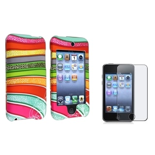 BasAcc Case/ Screen Protector for Apple� iPod Touch Generation 2/ 3