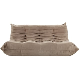 Waverunner Modular Brown Sectional Sofa