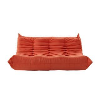 Waverunner Modular Orange Sectional Sofa