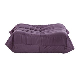 Waverunner Modular Purple Sectional Ottoman