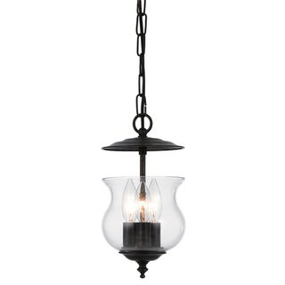 Ascott 3-light Pendant in English Bronze