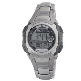 Laurens Men's Stainless Steel Digital Watch