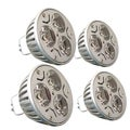 Infinity LED GU10 Light Bulbs (Pack of 4)