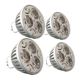 Infinity LED Cool White Light Bulbs (Pack of 4)
