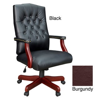 Ivy League Swivel Office Chair