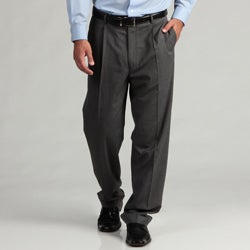 Geoffrey Beene Men's Pindot Suit Separates Pants