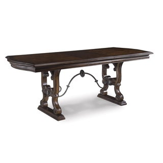 Coronado Counter Height Trestle Table