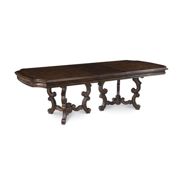 Coronado Double Pedestal Dining Table