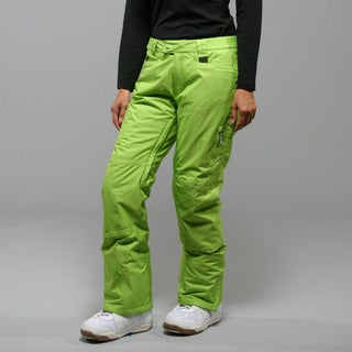 Marker Women's 'Starlight' Cilantro Insulated Ski Pants