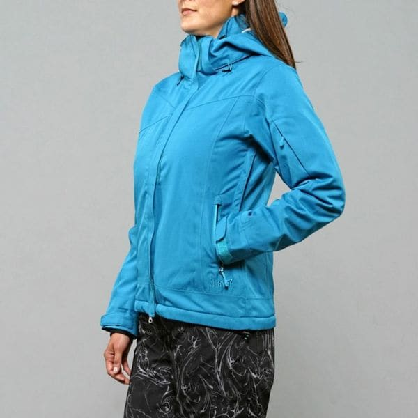 Marker Women's 'Serenity' Teal Insulated Ski Jacket