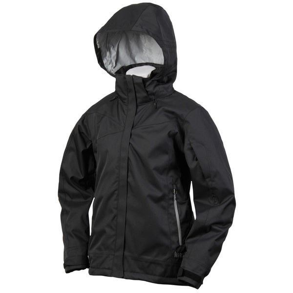 Marker Women's 'Serenity' Black Insulated Ski Jacket (Size 8)