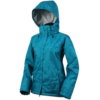 Marker Women's 'Curves' Caribbean Insulated Ski Jacket