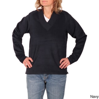 Gear for Sports Luxe V-neck Fleece Top