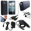 BasAcc Cases/ Chargers/ Headset/Cable/ Protector for HTC EVO Shift 4G