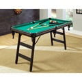 'The Hot Shot' 5-foot Pool Table