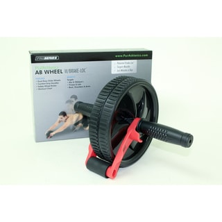 PurAthletics Ab Wheel with Brake