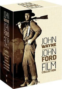 John Wayne & John Ford Film Collection (DVD)