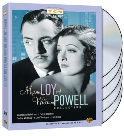 Myrna Loy And William Powell Collection (DVD)