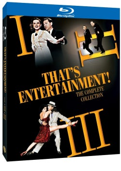 That's Entertainment Trilogy Giftset (Blu-ray Disc)
