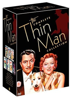 The Complete Thin Man Collection (DVD)