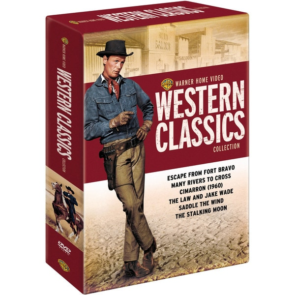 Warner Home Video Western Classics Collection (DVD) 9672639