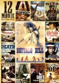 12-Movie Western Pack (DVD)