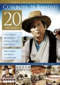 20-Film Great American Westerns: Cowboys 'N Bandits (DVD)