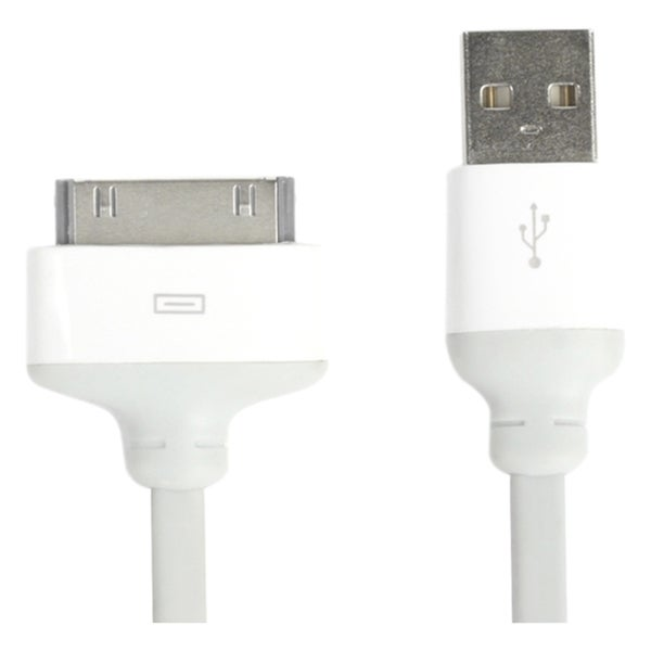 The Joy Factory DuraLink Apple® 30-pin to USB Cable (15 ft)