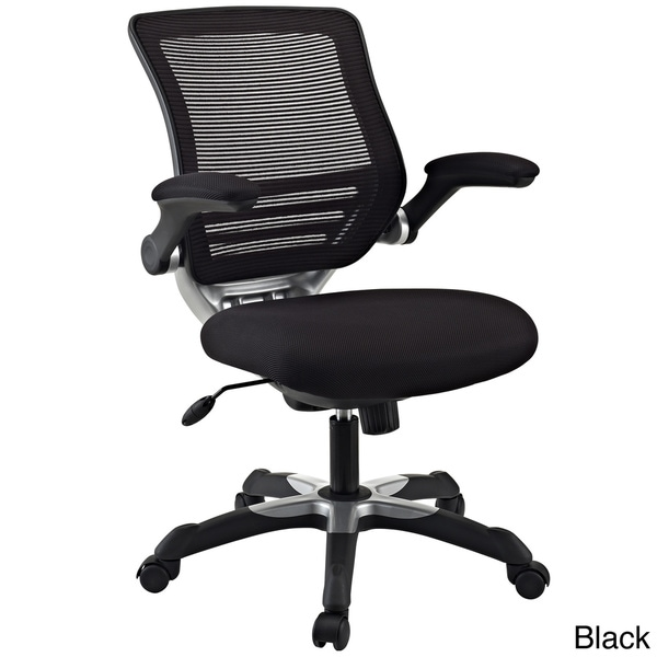 Edge Black Mesh Office Chair