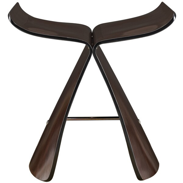Y Plywood Wenge Stool
