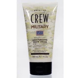 American Crew Military 5.1-ounce Moisturizing Shave Cream