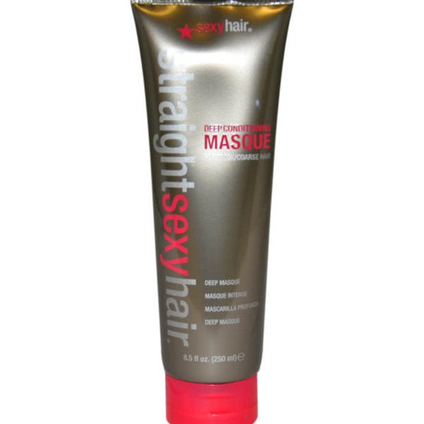 Straight Sexy Hair Deep Conditioning 8.5-ounce Masque