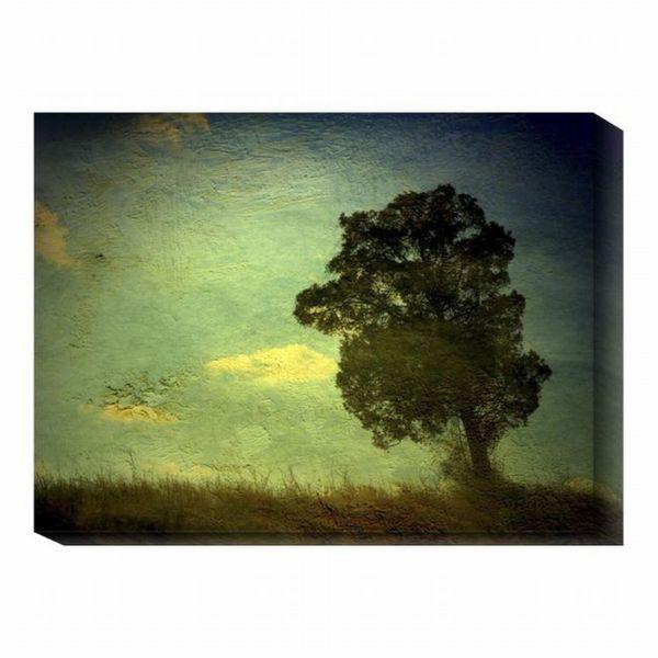 Linda Plaisted 'Daybreak' Canvas Art