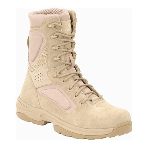 Men's Altama Footwear 8in Desert EXOSpeed II Tan Desert Suede/Cordura