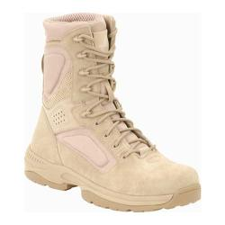 Men's Altama Footwear 8in Desert EXOSpeed II Tan Desert Suede/Cordura