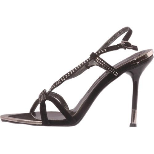 Women's Beston Veronica Black Leather